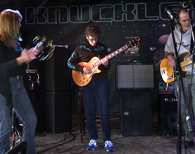 Knucklehead's jam session on Oct. 27
