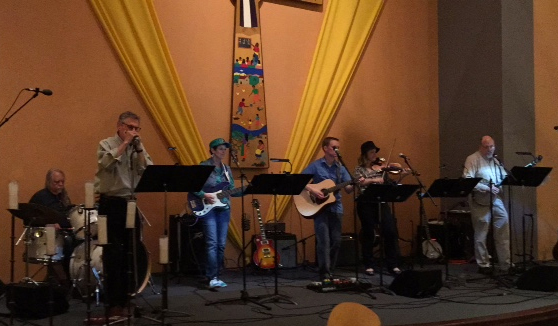 benefit concert for Johnson County Interfaith Hospitality Network and The Hope Center for Youth